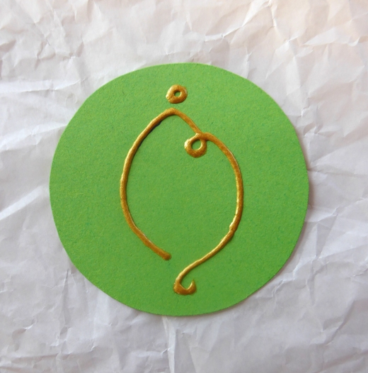 Original Licht- Symbol