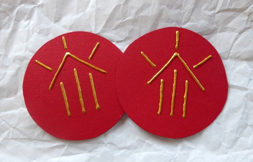 Original Licht-Symbole