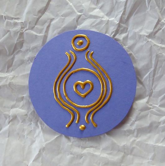 Persönliches Licht-Symbol